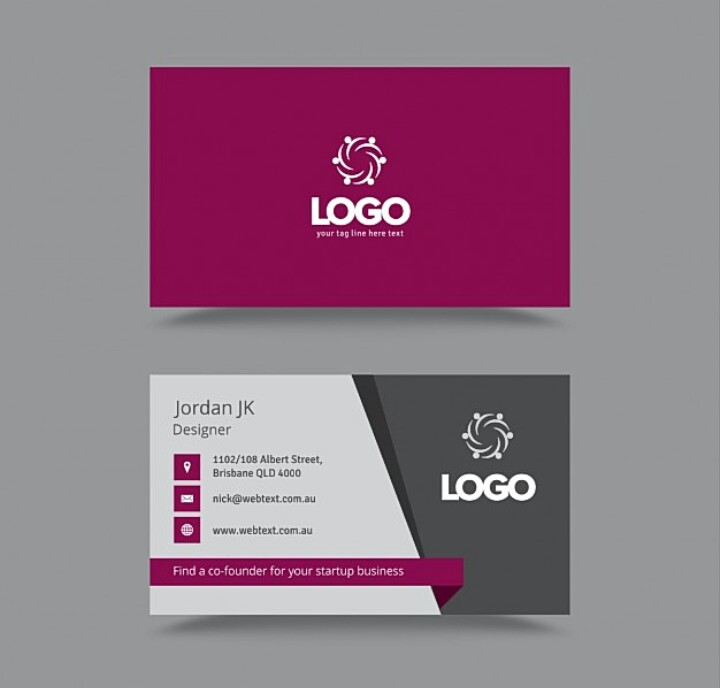 Business Card || Afridext || Quality Designs Haven - Logo Design ...