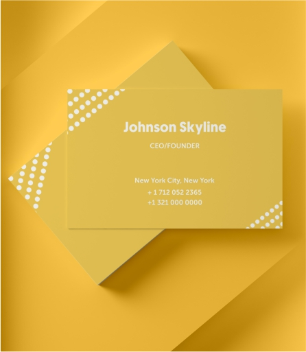 Classic business card afridext quality designs haven logo classic business card colourmoves